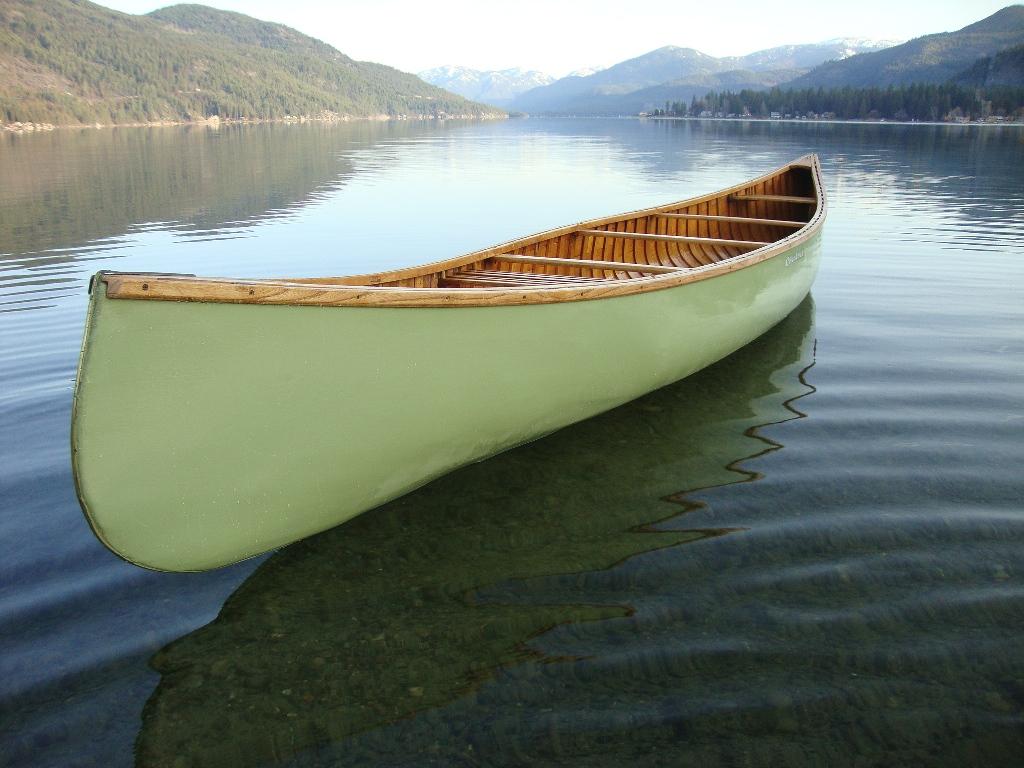 17 chestnut prospector kettle river canoes for The big canoe