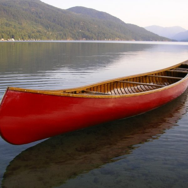Huron canoe for sale 01