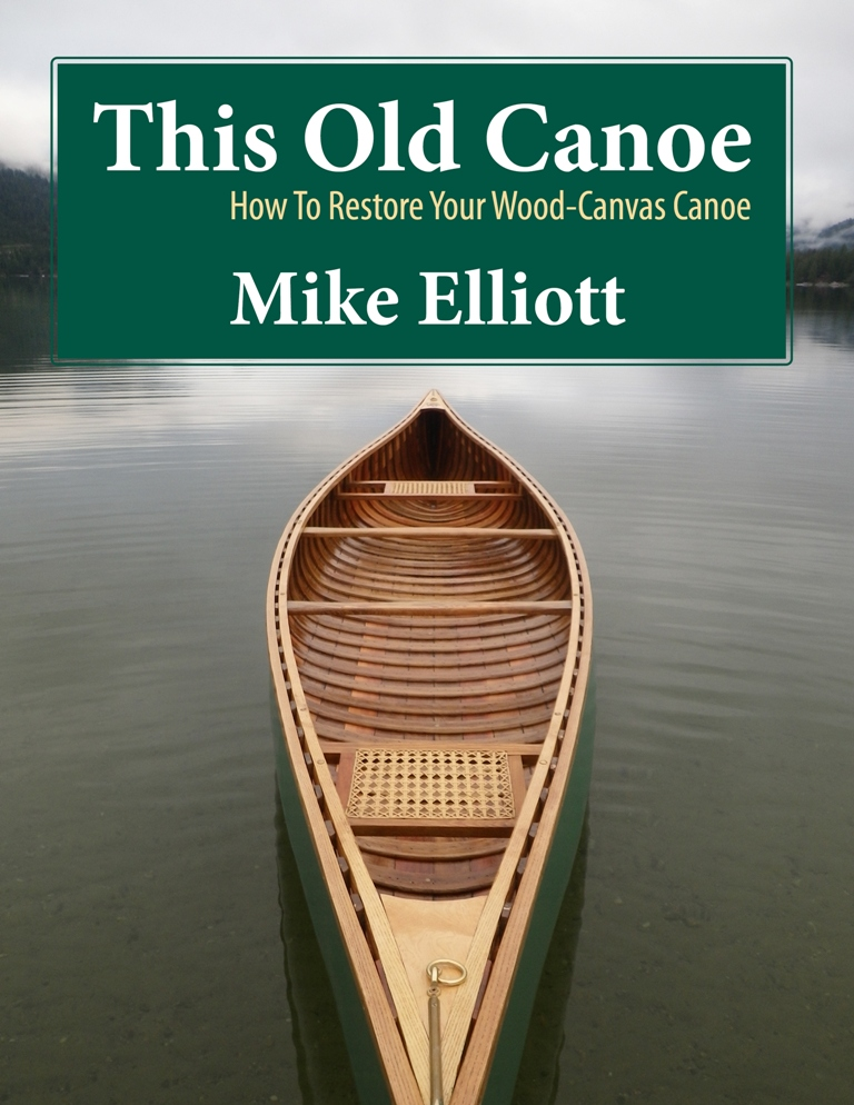 This Old Canoe – Book – Kettle River Canoes
