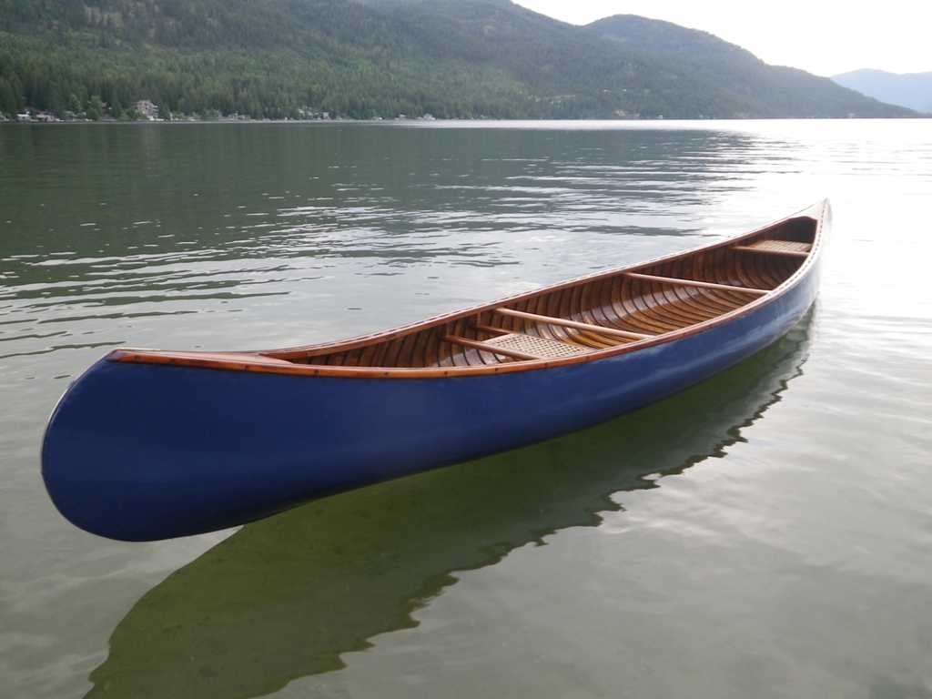 greenwood canoe 16 kettle river canoes